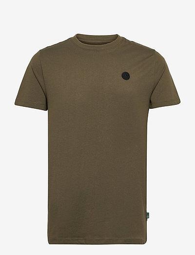 Timmi Organic/Recycled t-shirt - t-shirts à manches courtes - army