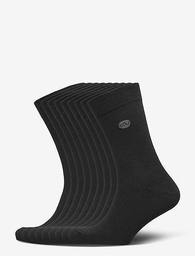 Kronstadt socks - chaussettes régulières - black