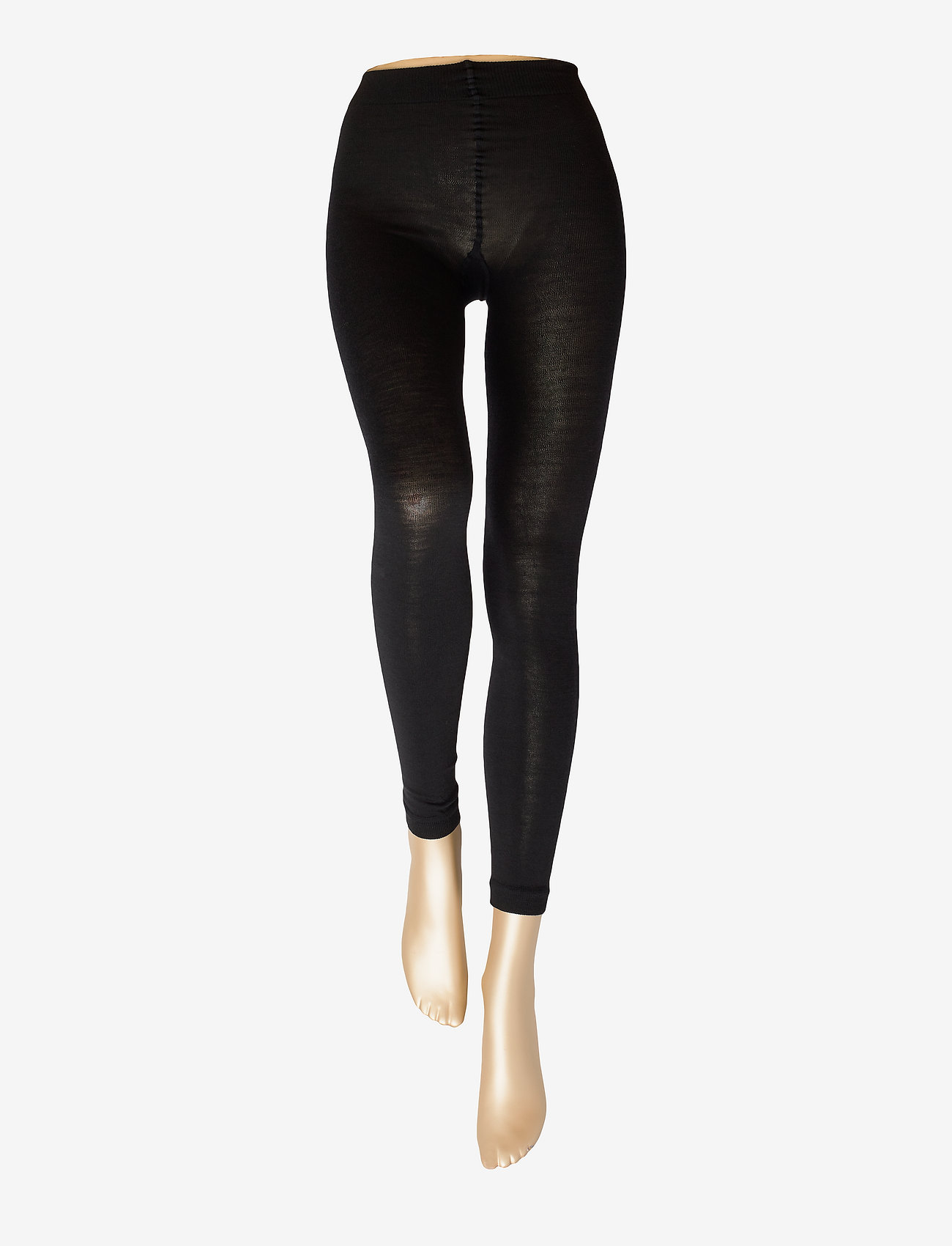 Kunert - Soft Wool Cotton - leggings - black - 1