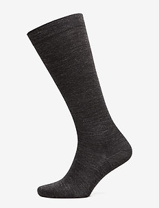 SOFT WOOL COTTON - ANTHRACITE-MEL.