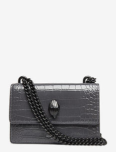 SHOREDITCH SM CROSS BODY - GREY