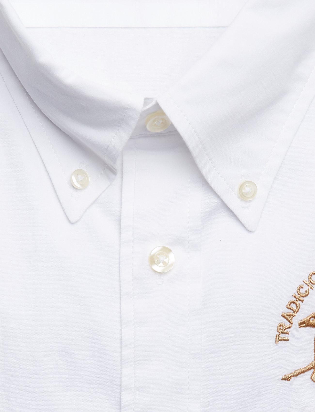 La Martina Raf - Skjorter Optic White