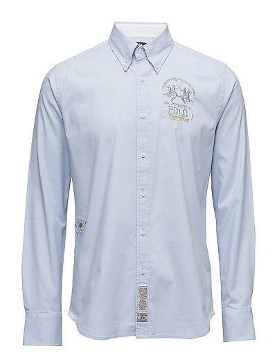 La Martina-Shirts - CORNFLOWER BLUE