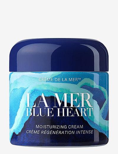 Blue Heart Créme - dagcreme - clear