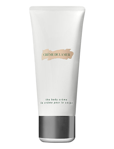 The Body Creme Tube - CLEAR