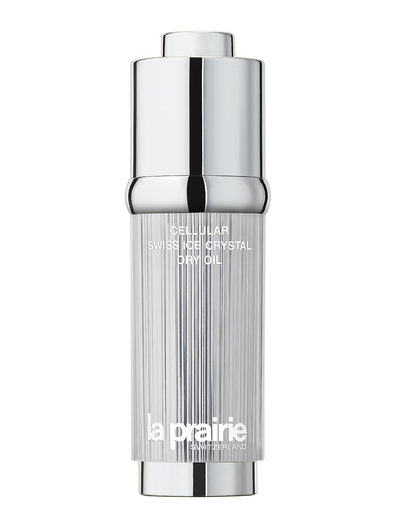 La Prairie SWISS ICE CRYSTAL DRY OIL - NO COLOR