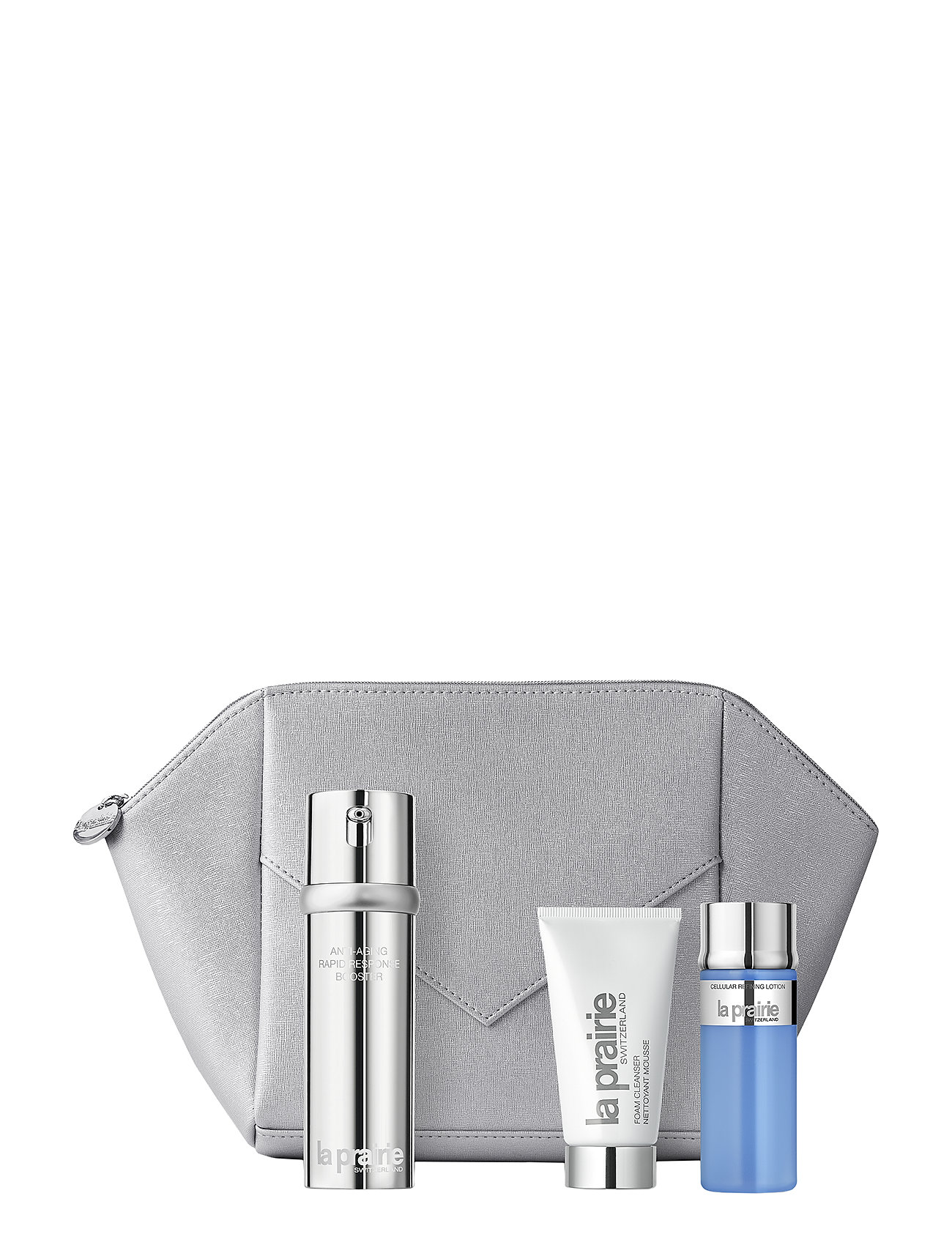La Prairie KITS AA KIT,BOOSTER,FOAM,REF LOTION - NO COLOR