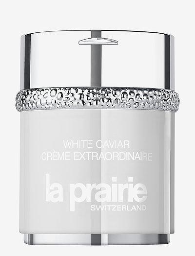 WHITE CAVIAR CRÈME EXTRAORDINAIRE - NO COLOR