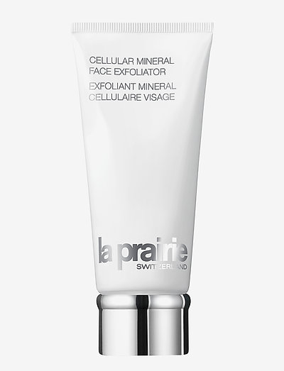 MASKS AND EXFOLIATORS CELL. MINERAL FACE EXFOLIATOR - NO COLOR