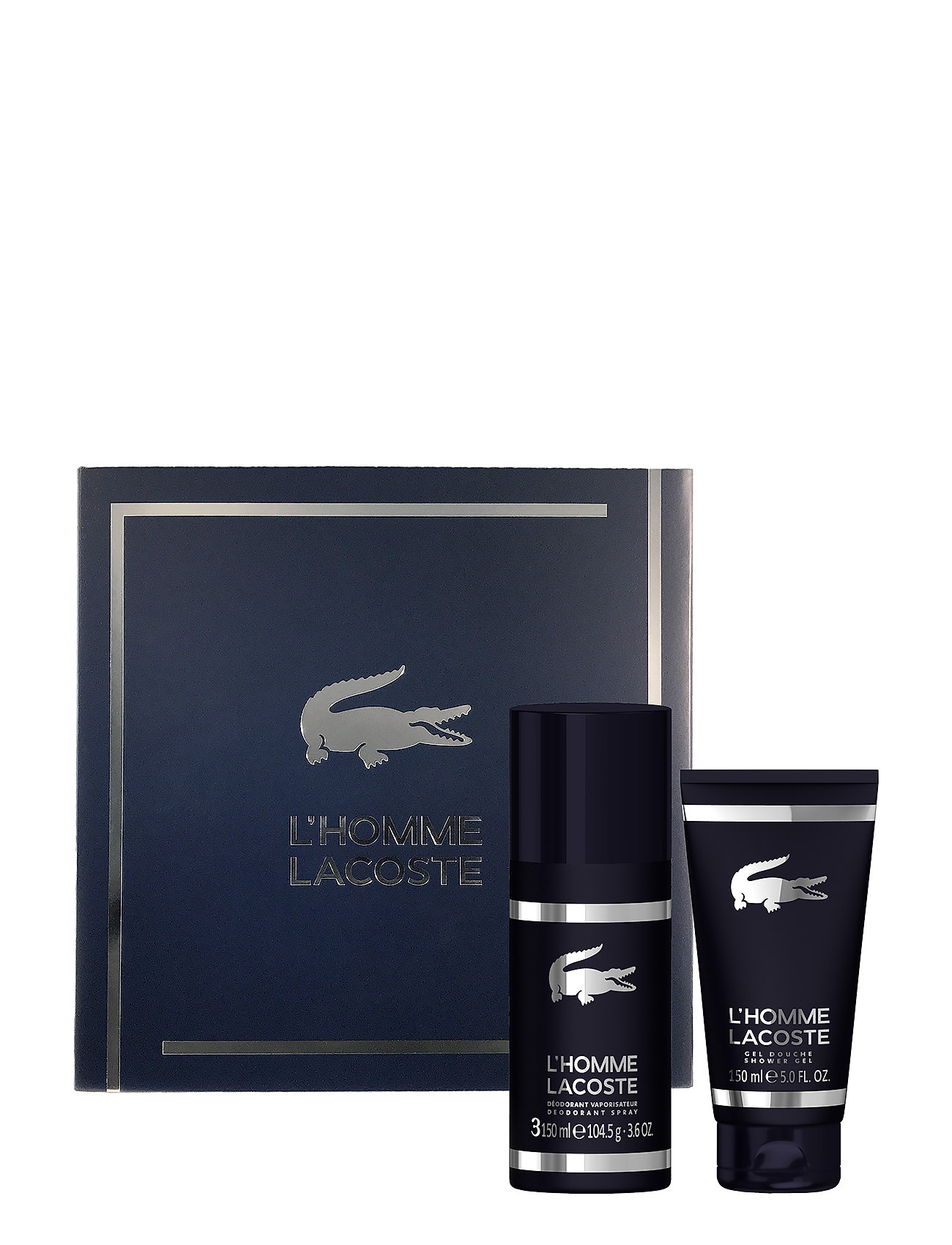 Lacoste Fragrance L'HOMME DEO SPRAY 150ML/SG150ML - NO COLOR