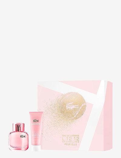 L.12.12 Pour Elle Sparkling EdT 50 ml, SG 50 ml - parfymset - clear