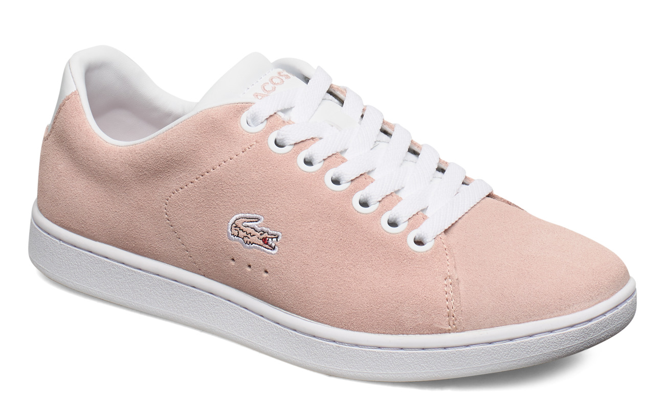 Lacoste Shoes CARNABY EVO 1205 SFA - NAT/WHT SDE/SYN