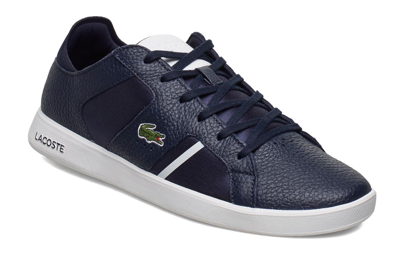 Lacoste Shoes NOVAS 120 1 SMA - NVY/WHT LTH/TXT