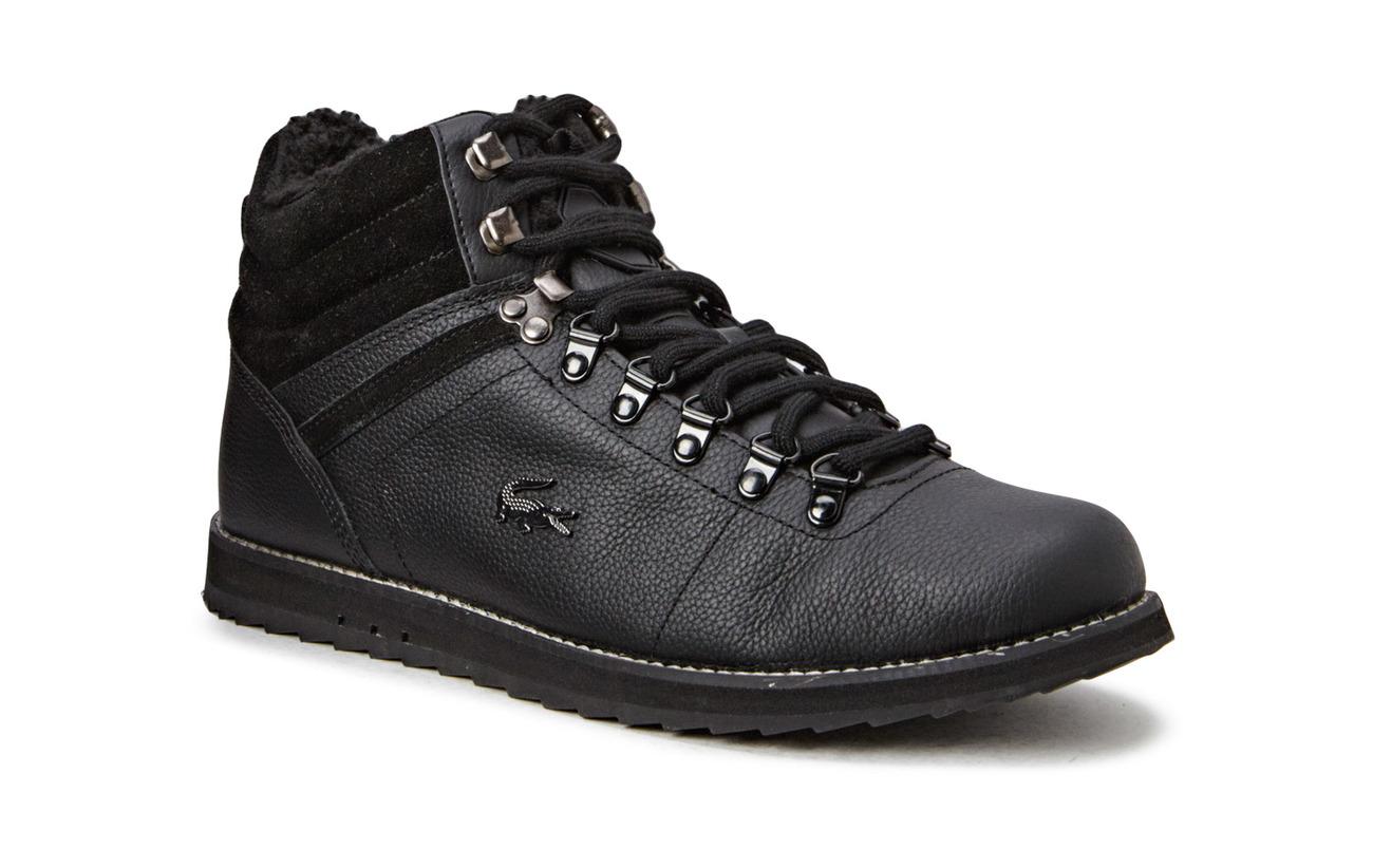 Lacoste Shoes JARMUND PUT - BLK/BLK LTH/SYN