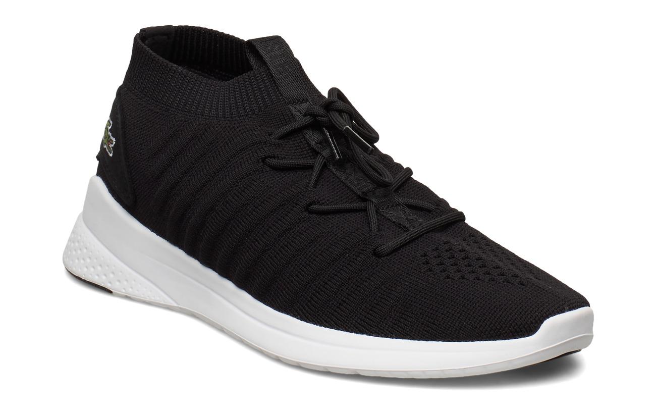 Lacoste Shoes LT FIT-FLEX 3191 SFA - BLK/WHT TXT