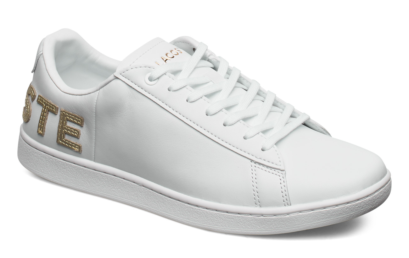 Lacoste Shoes CARNABYEVO 1206USSFA - WHT/WHT LTH/SYN