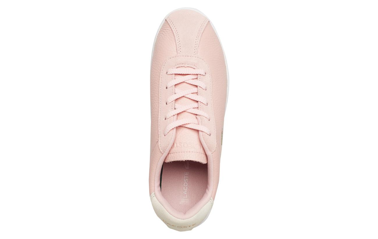 Shoes 119 sdeLacoste 2sfalt Lth o Pnk Wht Masters fyYgb67