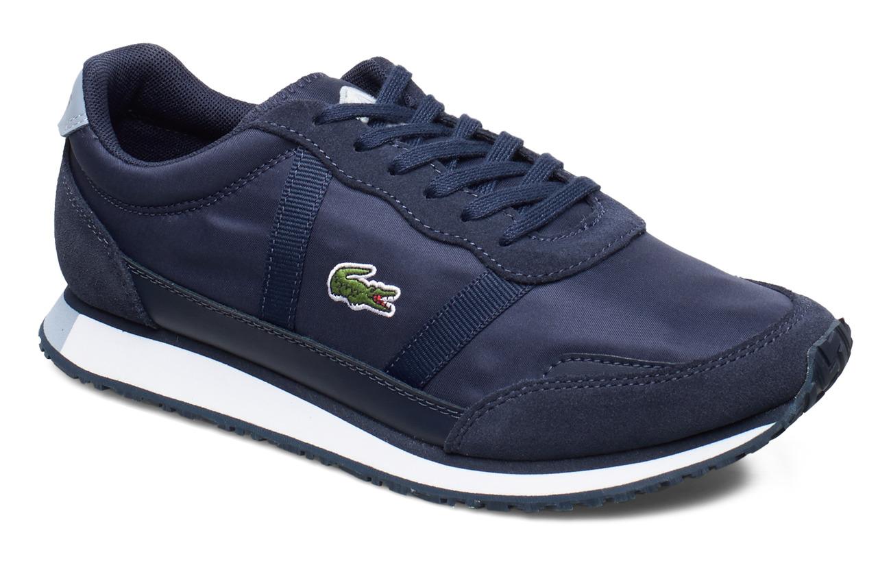 Lacoste Shoes PARTNER 119 4 SFA - NVY/WHT TXT/SDE