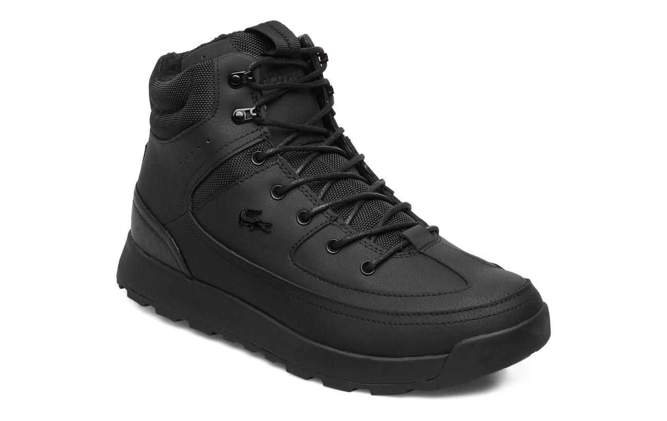 Lacoste Shoes URBAN BREAKER4192CMA - BLK/BLK LTH