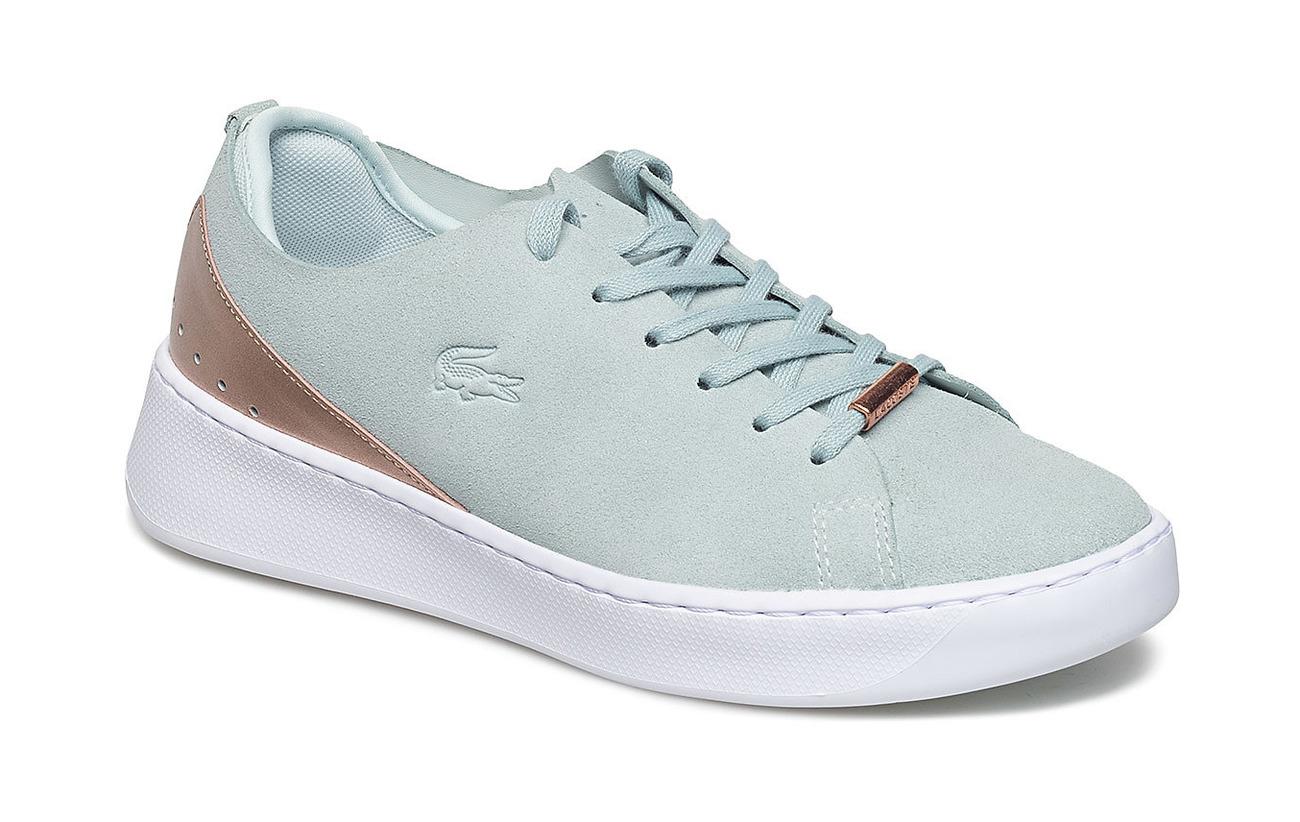 Lacoste Shoes EYYLA 218 2 QSP - LT BLU / NAT LTH