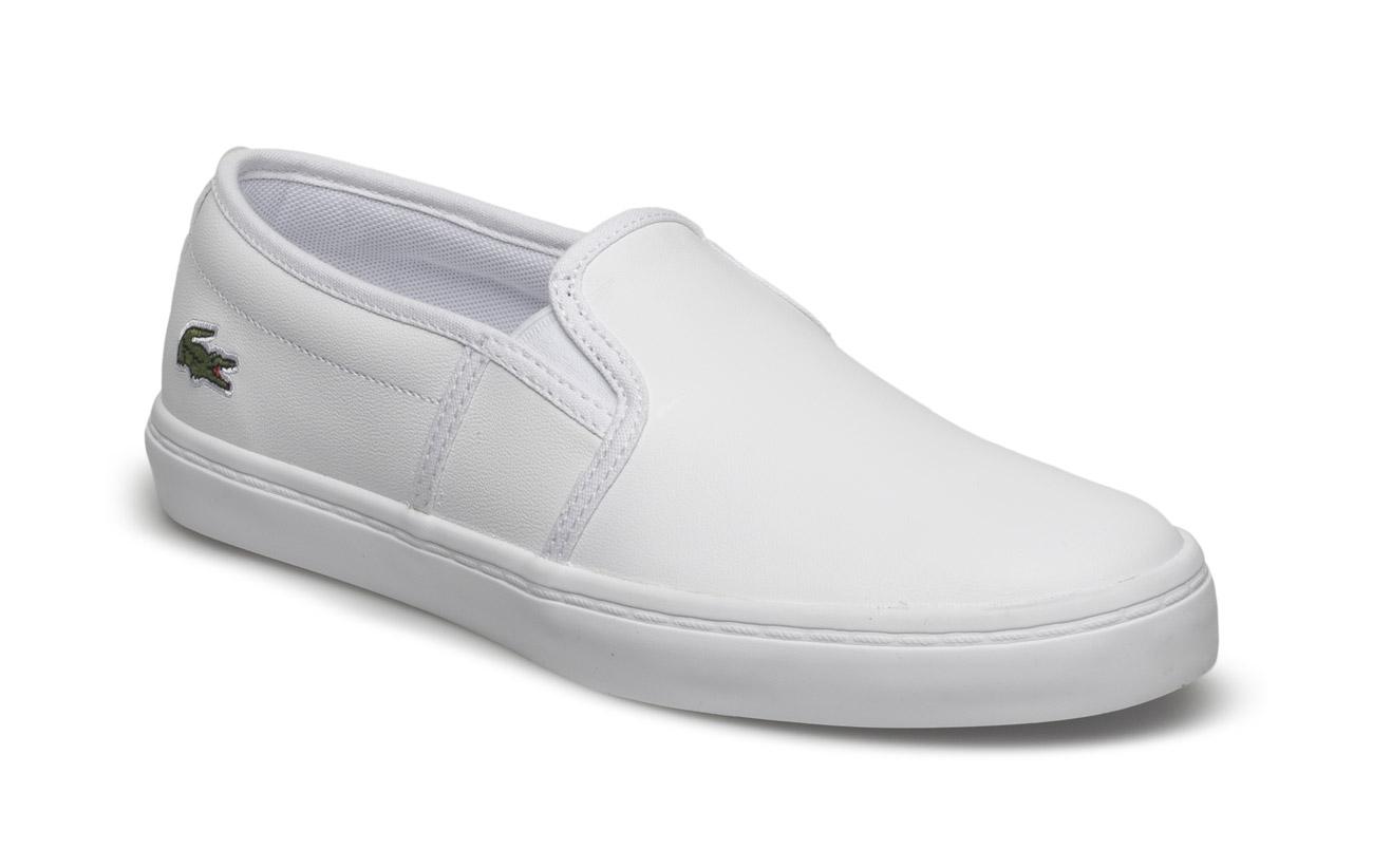 d36b2145d5dc22 Gazon Bl 1 Cfa (Wht Lth) (£84) - Lacoste Shoes -
