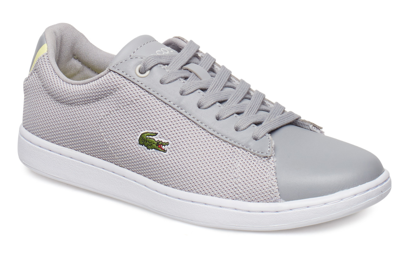 Lacoste Shoes Carnaby EVO 117 1 - GRY TXT/LTH