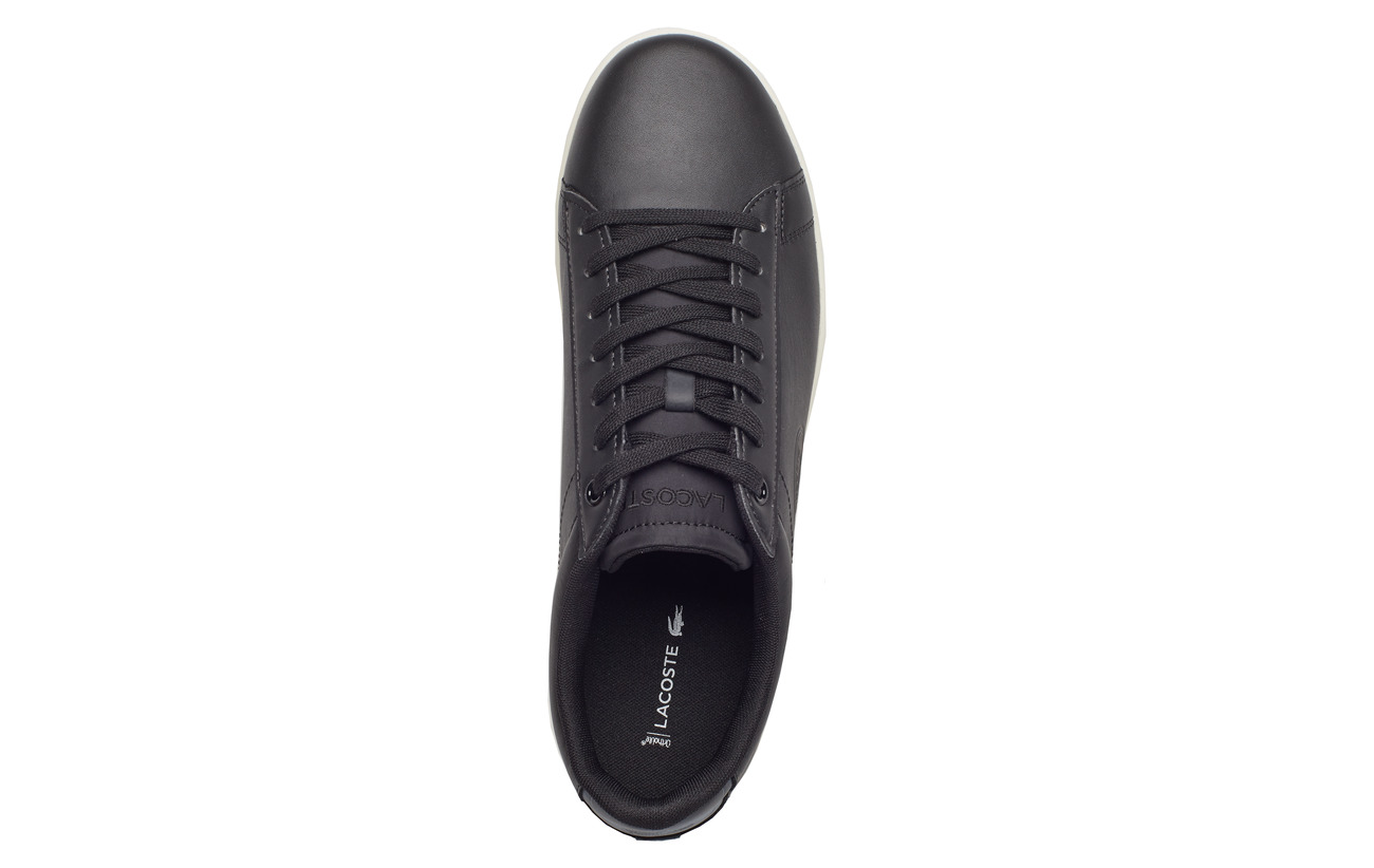 Carnaby off synLacoste 418 Lth Shoes Wht Evo 2blk fgYb76y