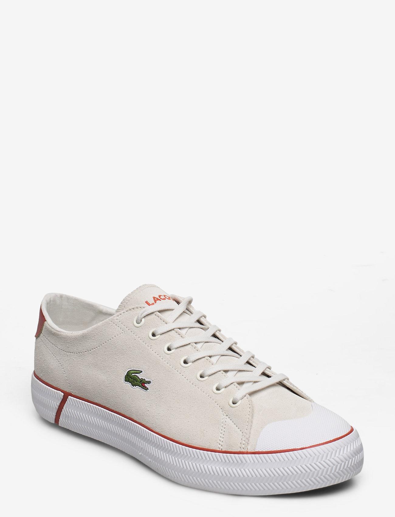 Lacoste Shoes - GRIPSHOT 120 1 CMA - przed kostkę - off wht/org sde - 0