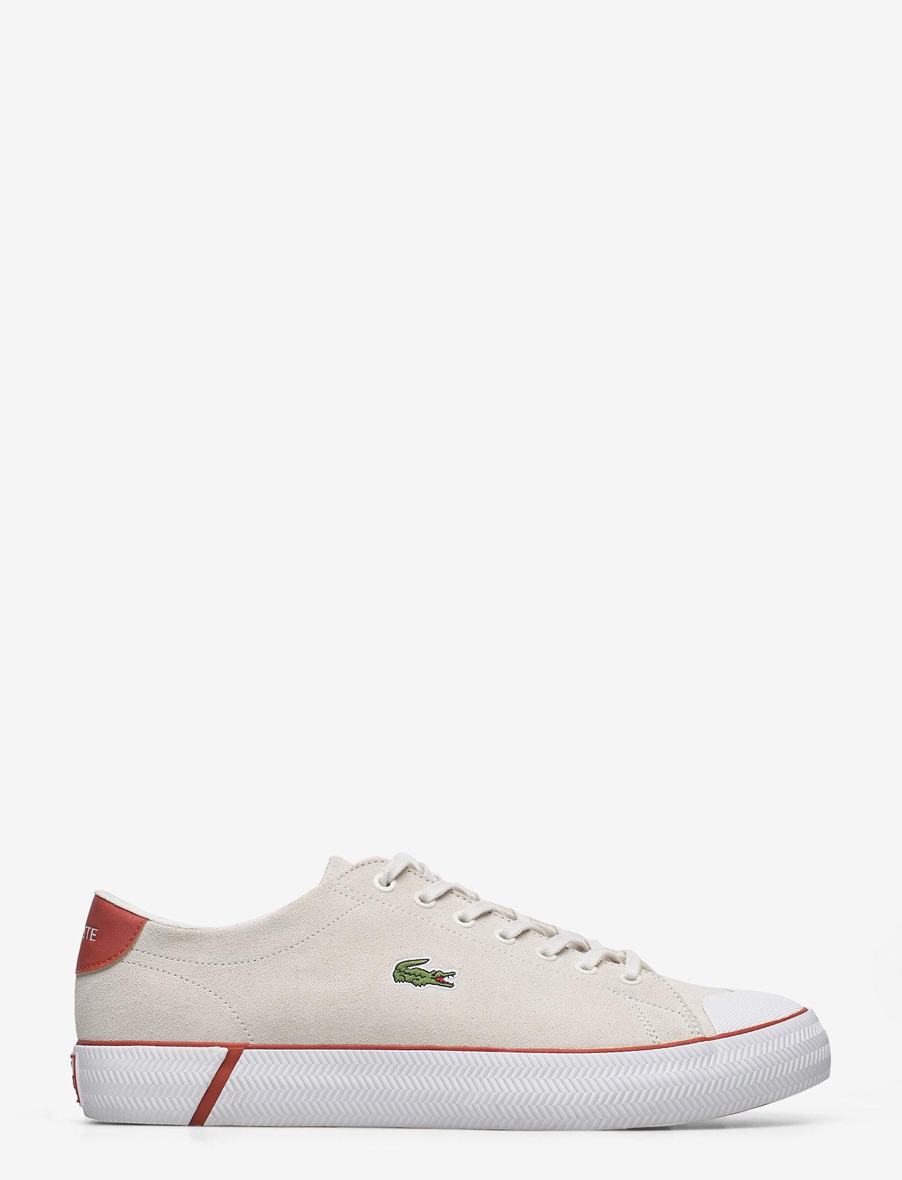 Lacoste Shoes - GRIPSHOT 120 1 CMA - przed kostkę - off wht/org sde - 1