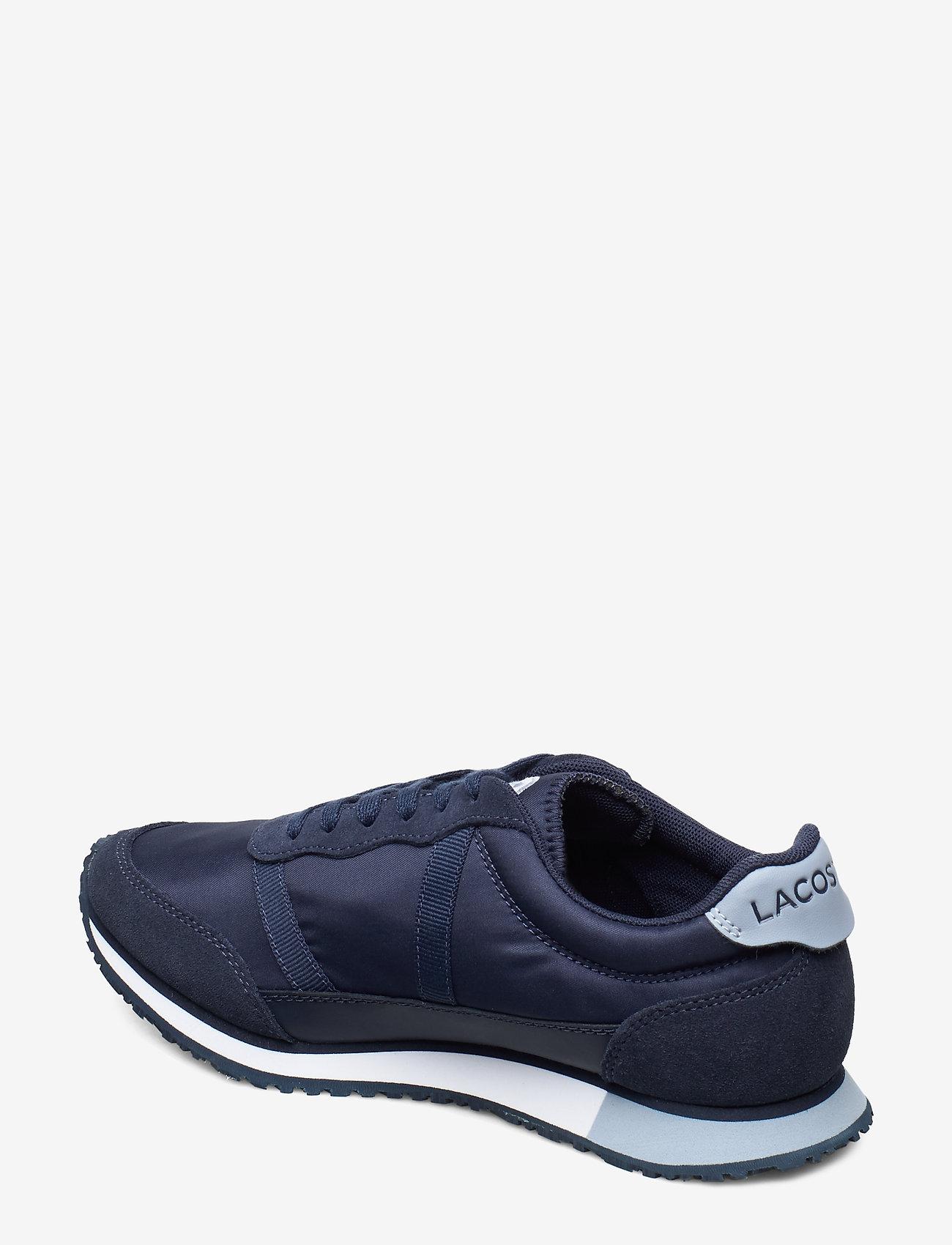 Partner 119 4 Sfa (Nvy/wht Txt/sde) - Lacoste Shoes