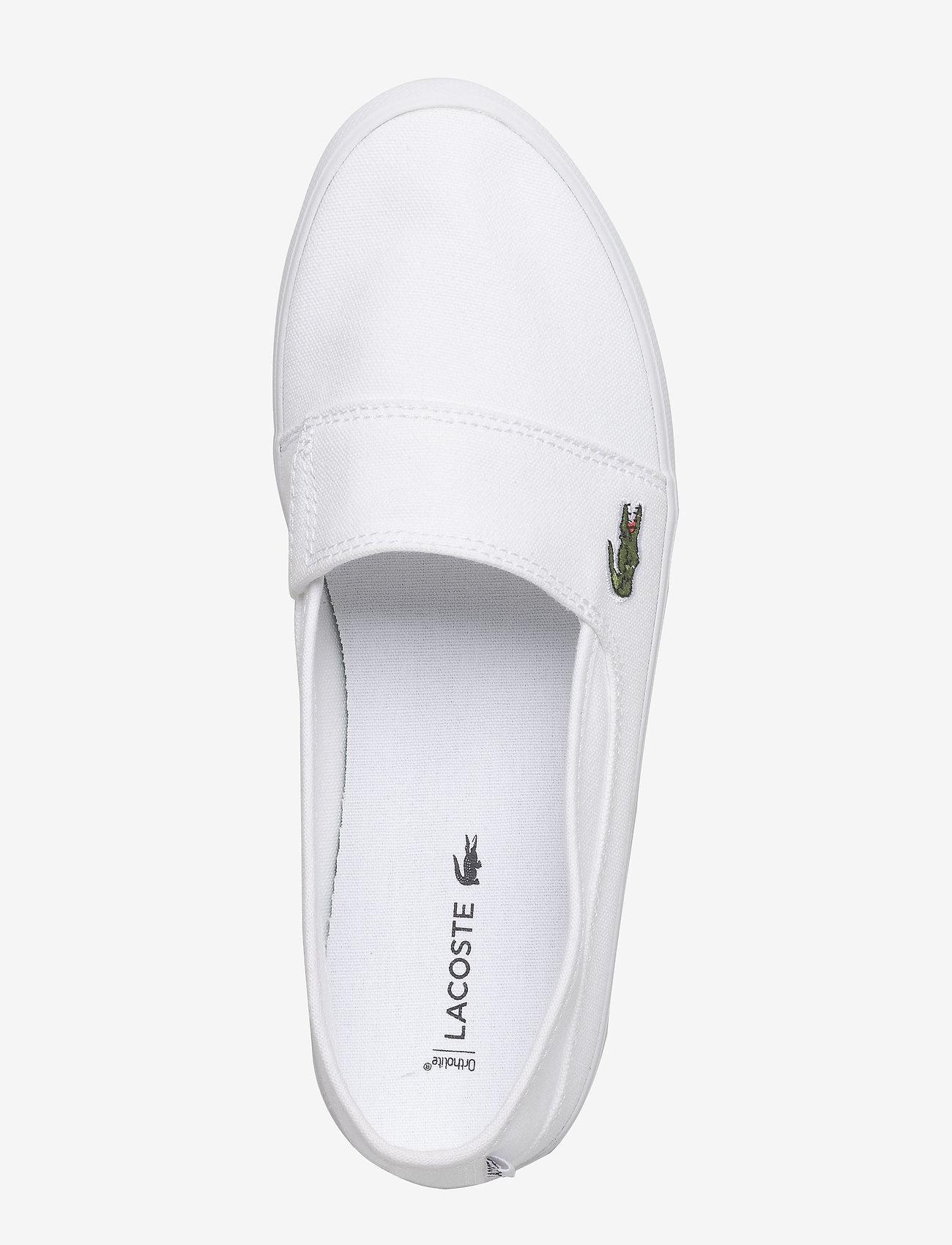 Marice Bl 2 Cfa (Wht Cnv) - Lacoste Shoes