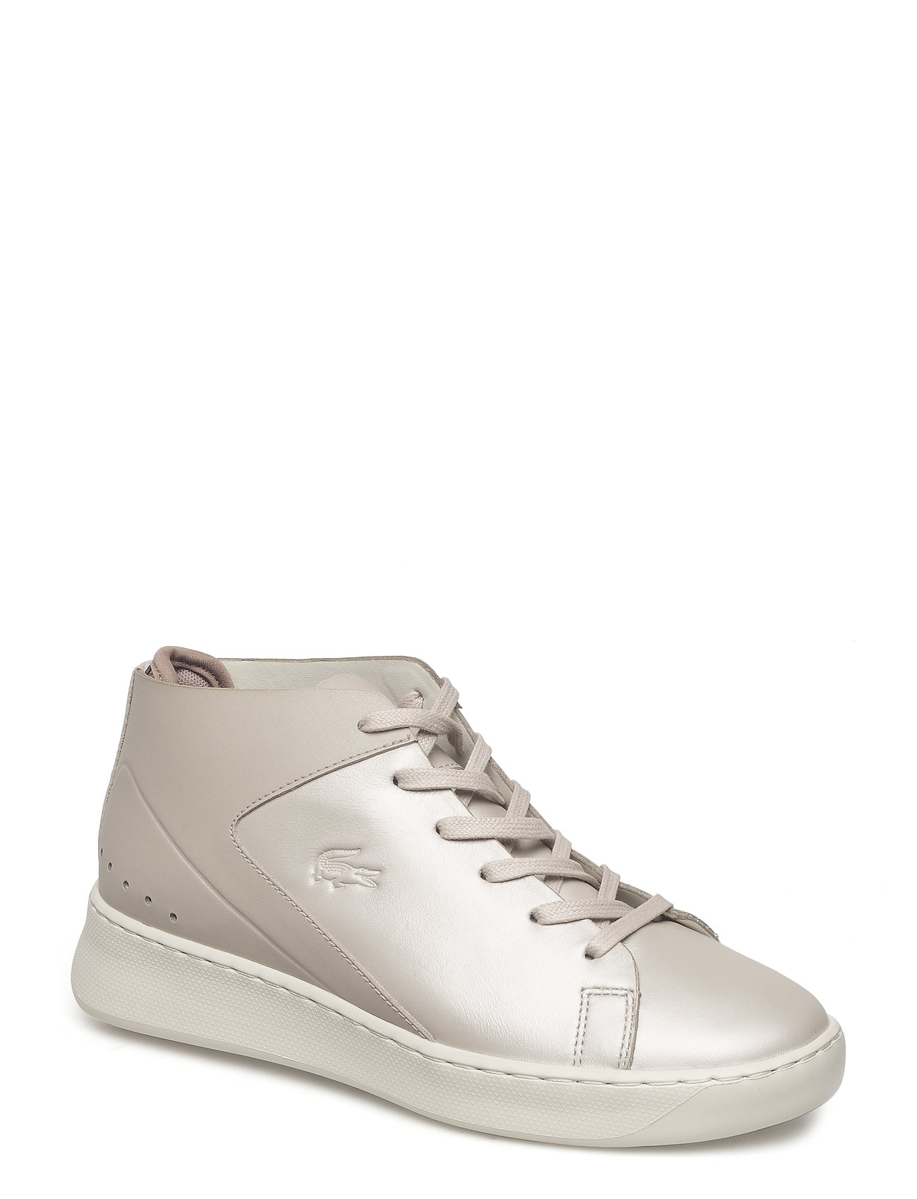 Image of Eyyla Chukka 318 2 High-top Sneakers Sølv Lacoste Shoes (3333150165)