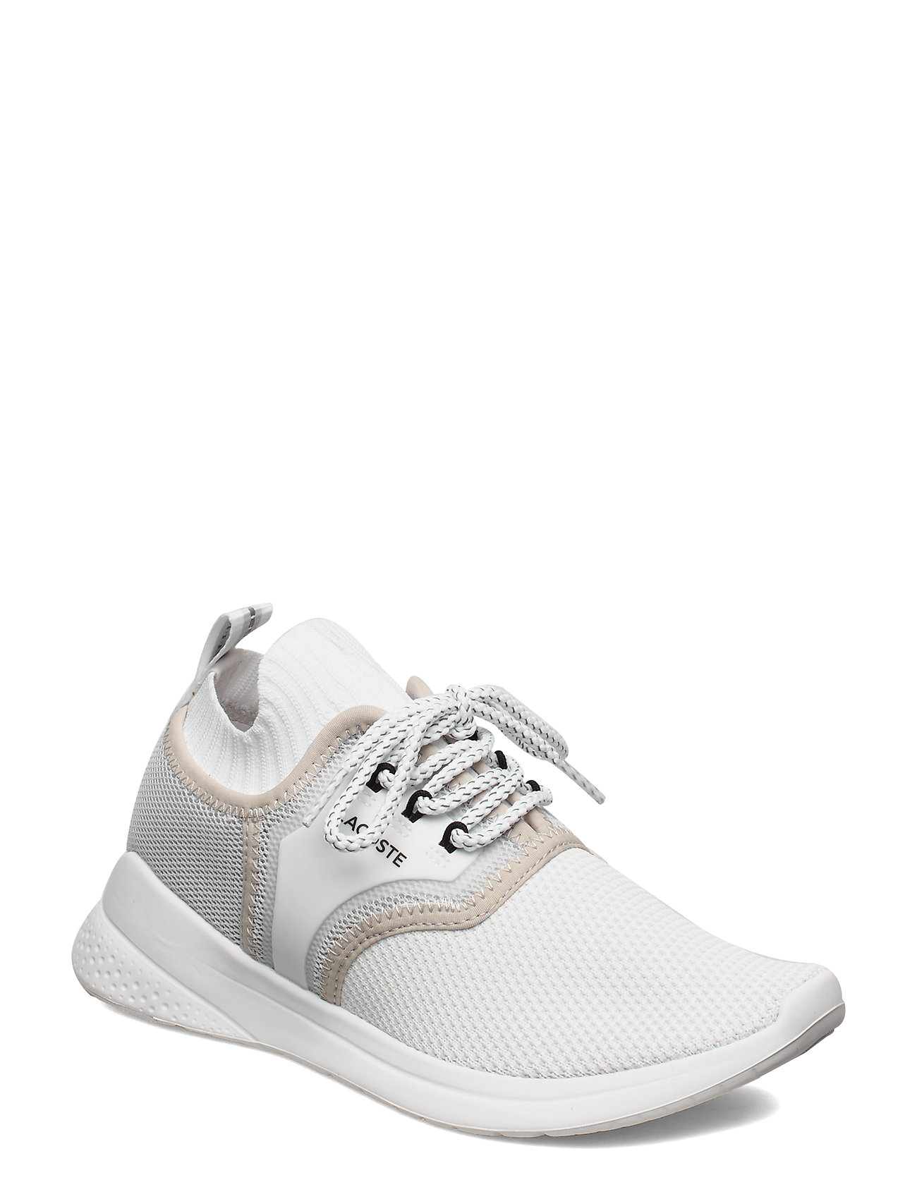 Image of Lt Sense 120 1 Sfa Low-top Sneakers Hvid Lacoste Shoes (3350045163)