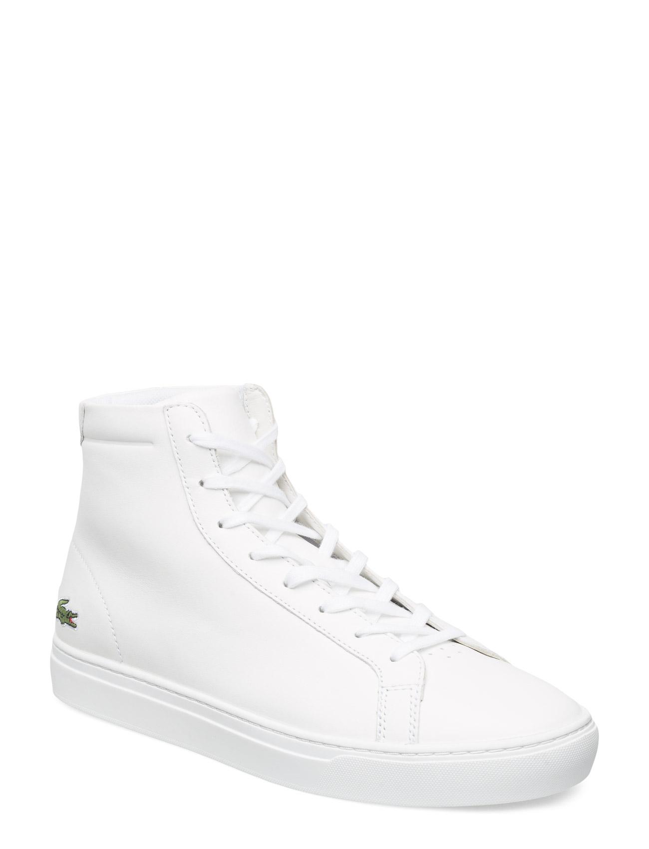 ac04d6f57673 Lacoste Shoes L.12.12 Mid 316 1 (Wht Lth)