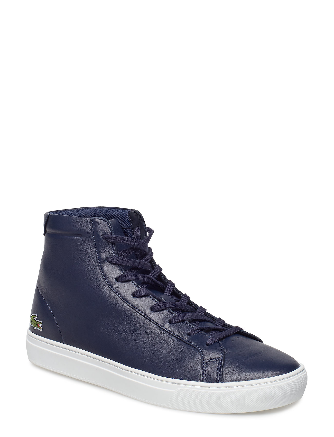 Image of L.12.12 Mid 316 1 High-top Sneakers Blå LACOSTE SHOES (3095670543)