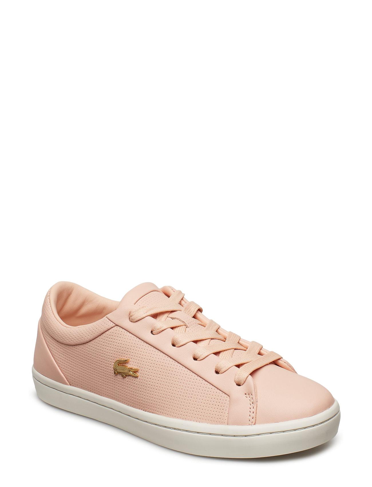 LACOSTE Straightset 1192 Cfa Niedrige Sneaker Pink LACOSTE SHOES