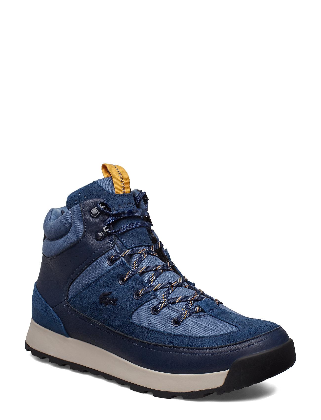 LACOSTE Urban Breaker3191cma Hohe Sneaker Blau LACOSTE SHOES