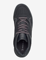 Lacoste Shoes - COURT SLAM 419 1 SFA - lage sneakers - dk gry/dk gry lth - 3