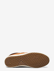 Lacoste Shoes - STRGHTSETHERM4191CMA - korkeavartiset tennarit - tan/brw lth - 4
