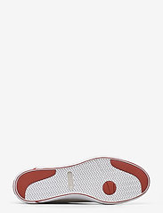 Lacoste Shoes - GRIPSHOT 120 1 CMA - przed kostkę - off wht/org sde - 4