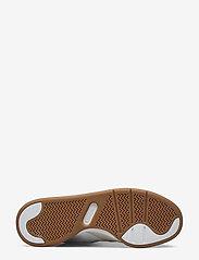 Lacoste Shoes - COURT SLAM 319 1 SMA - matalavartiset tennarit - wht/gum lth - 4