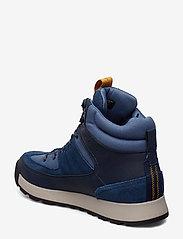Lacoste Shoes - URBAN BREAKER3191CMA - korkeavartiset tennarit - nvy/dk blu lth - 2