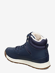 Lacoste Shoes - URBAN BREAKER4191CMA - korkeavartiset tennarit - nvy/off wht lth - 2