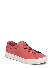 L.12.12 UNLINED 1181 - RED/OFF WHT NBK