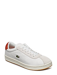 MASTERS 119 3 SMA - OFF WHT/RED LTH/SDE
