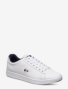CARNABY EVO TRI1 SMA - lav ankel - wht/nvy/red lth