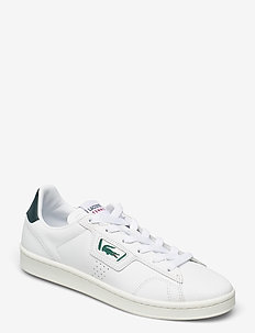 MASTERS CLAS 07211 - lage sneakers - wht/dk grn