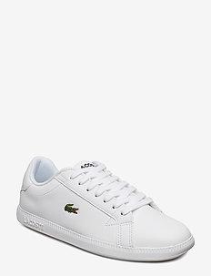 GRADUATE BL 1 SFA - lage sneakers - wht/wht lth/syn