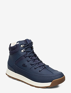 URBAN BREAKER4191CMA - baskets montantes - nvy/off wht lth