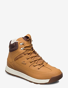 URBAN BREAKER4191CMA - vinter boots - tan/brw lth wr